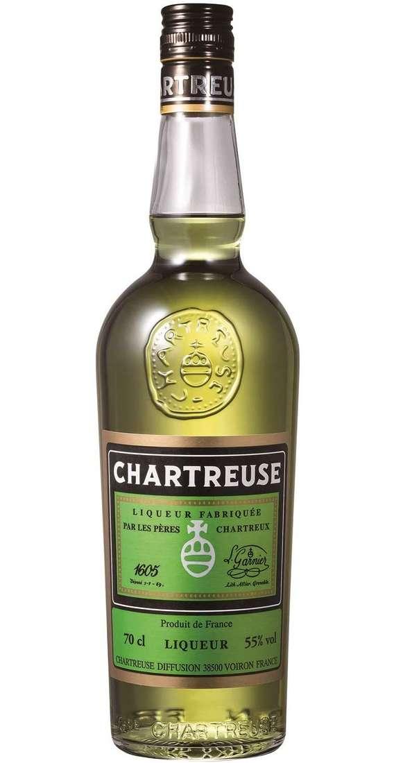 Liqueur CHARTREUSE Verde