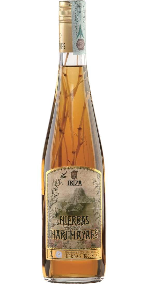 Liquor MARI MAYANS HIERBAS IBICENCAS Ibiza