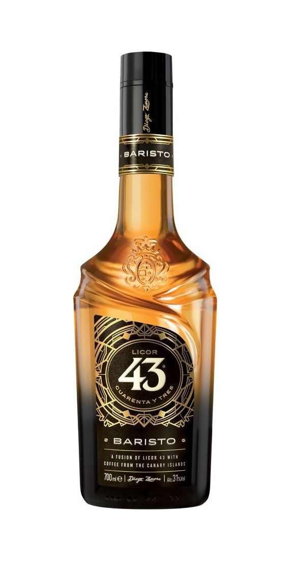 Liquore LICOR 43 BARISTO