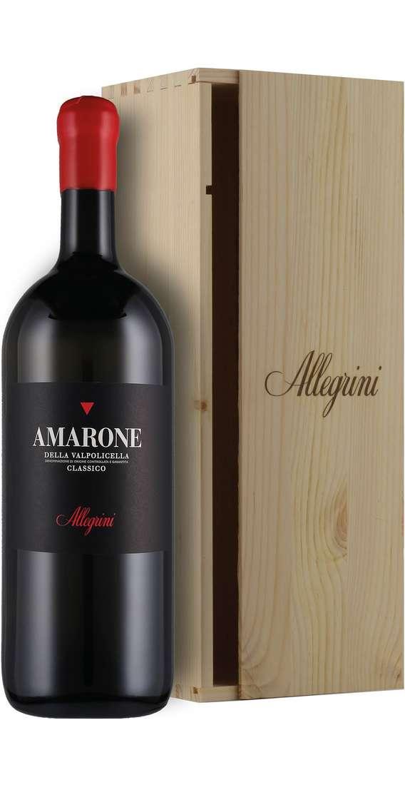 Magnum 1,5 litri Amarone della Valpolicella 2016 DOC in Cassa Legno