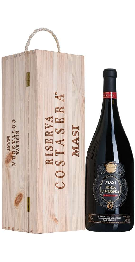 """Magnum 1,5 Litri Amarone della Valpolicella Classico """"Riserva di Costasera"""" DOCG in Cassa Legno"""