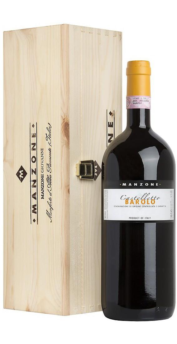 """Magnum 1,5 litri Barolo DOCG 2006 """"Castelletto"""""""