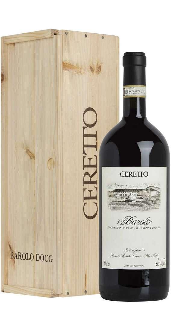Magnum 1,5 Litri Barolo DOCG in Cassa Legno