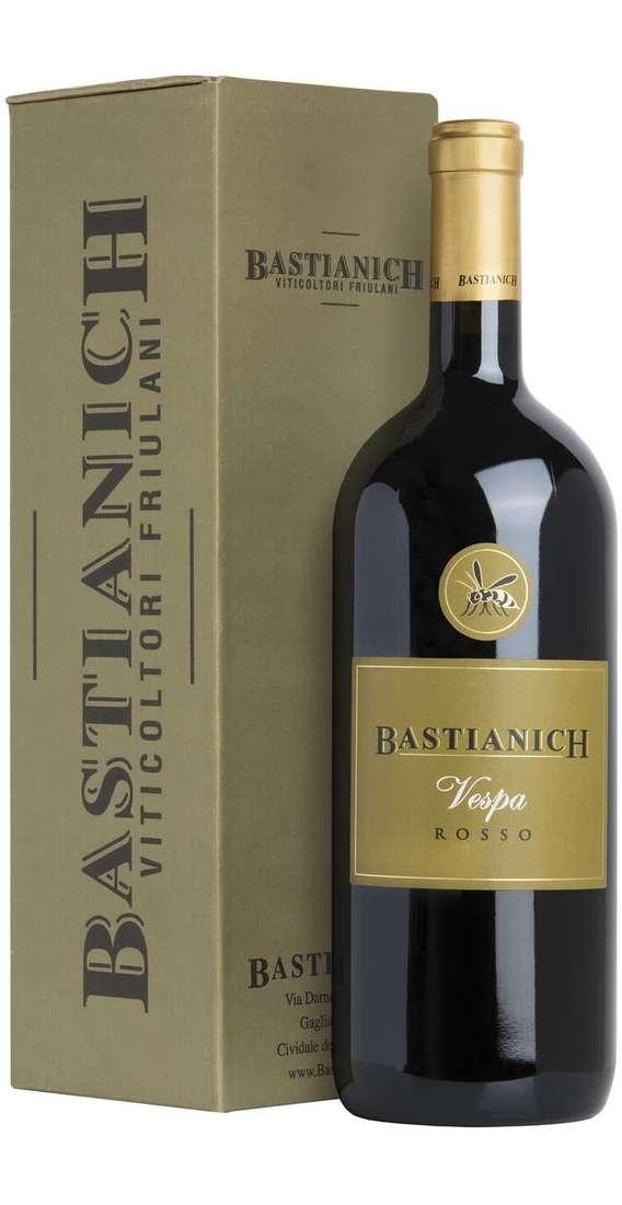 Magnum 1,5 Litri Bastianich Vespa Rosso