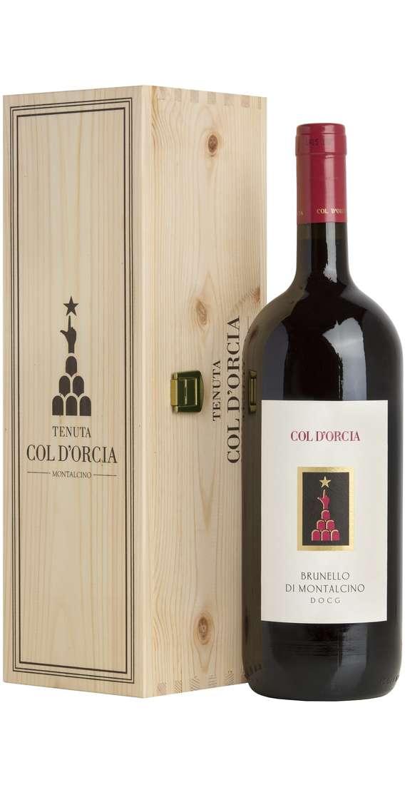 Magnum 1,5 litri Brunello di Montalcino DOCG in cassa di legno