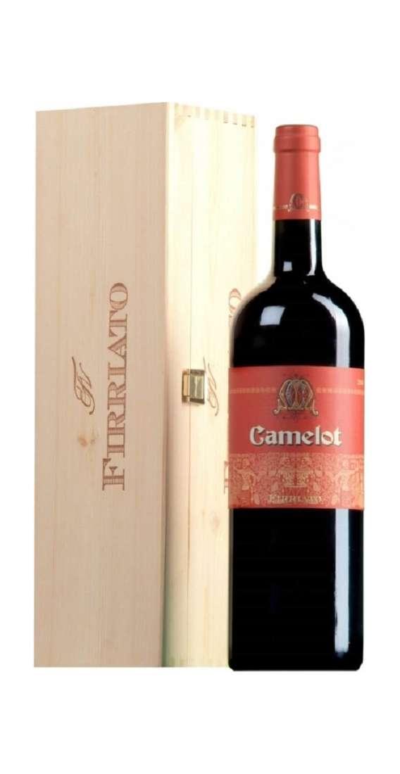 Magnum 1,5 litri CAMELOT in Cassa Legno