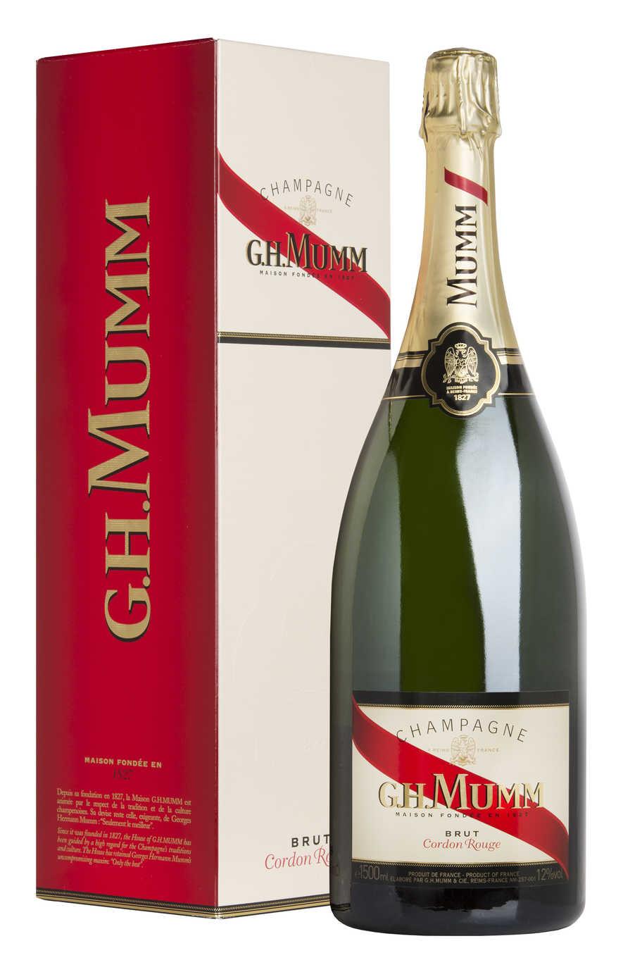 Magnum 1,5 litri champagne brut