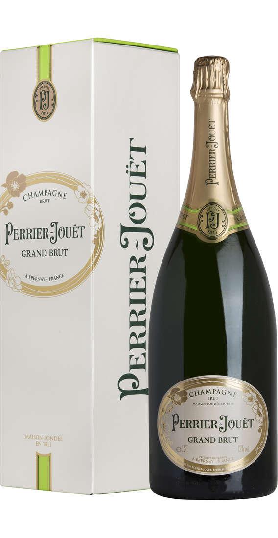 Magnum 1.5 Litri Champagne Grand Brut Astucciato