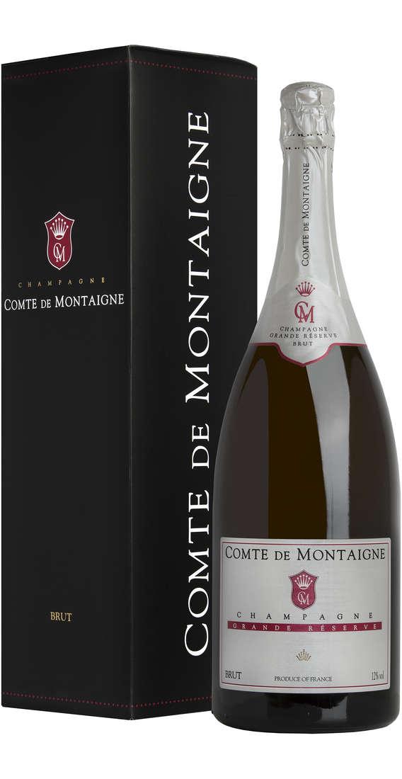 Magnum 1,5 Litri Champagne Grande Reserve Brut Astucciato