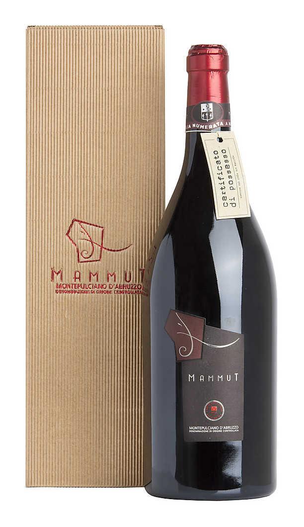 Magnum 1,5 litri montepulciano dabruzzo doc 2012