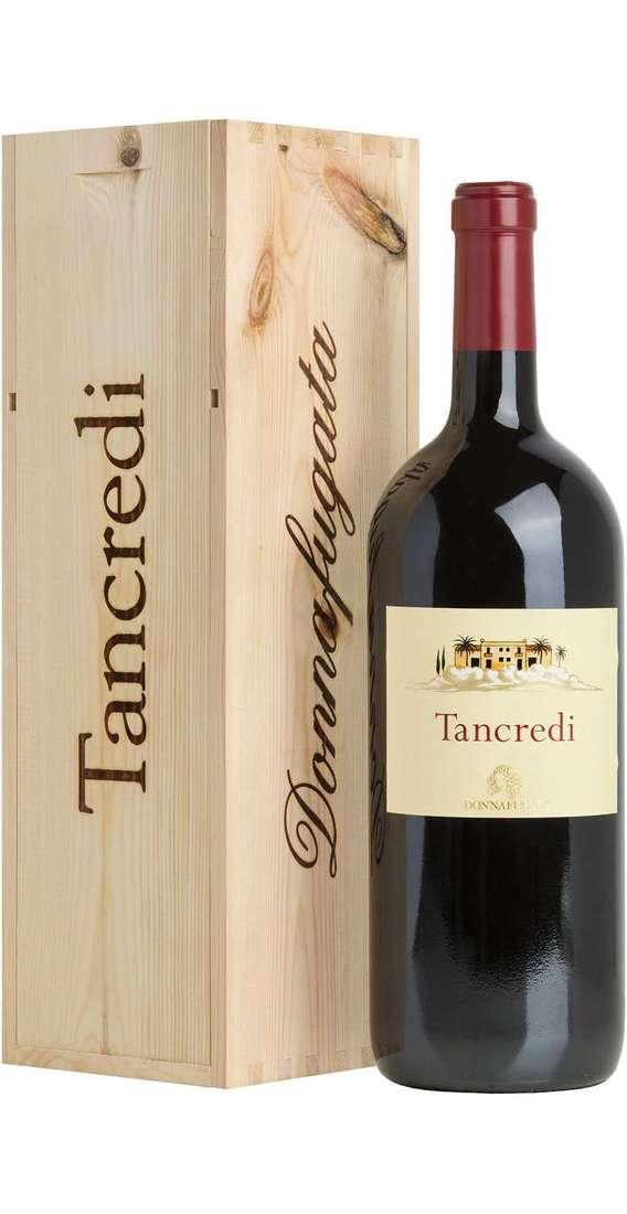 Magnum 1,5 Litri Tancredi di Sicilia Rosso in Cassa Legno