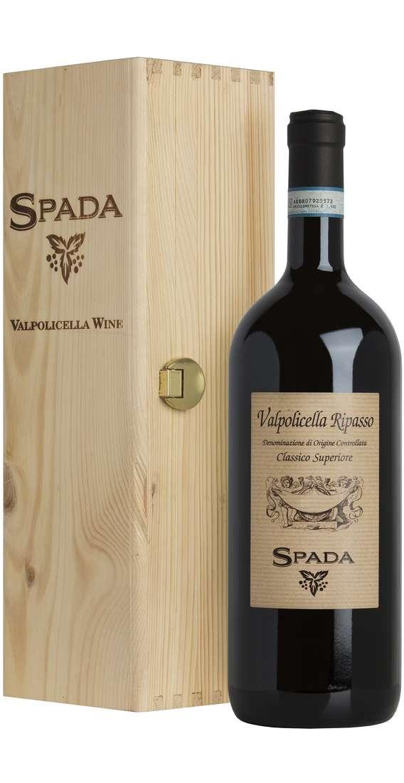 Magnum 1,5 Litri Valpolicella Ripasso in Cassa Legno