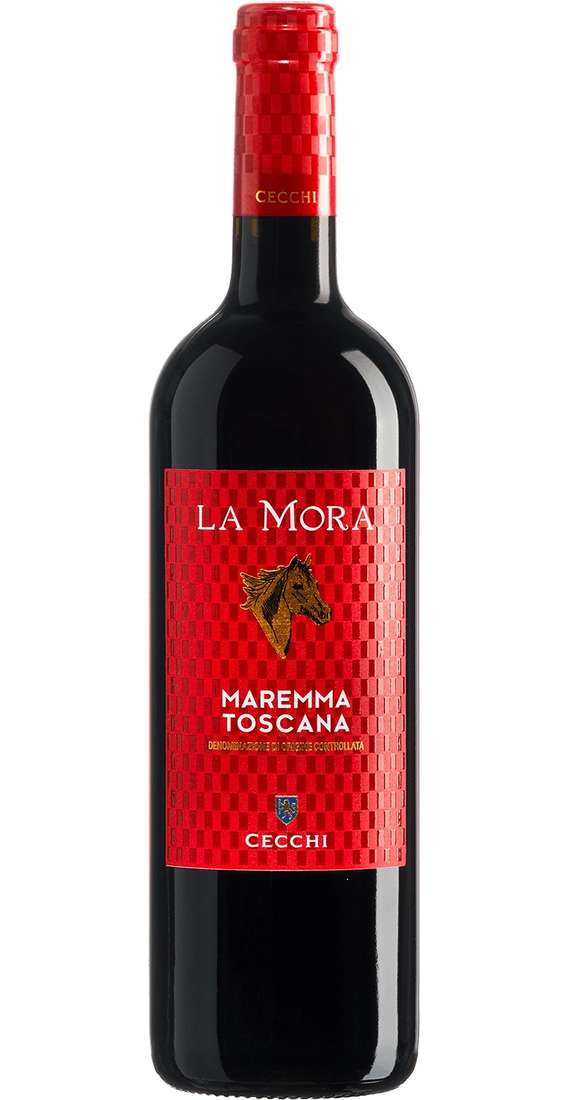 "Maremma Toscana Rosso ""LA MORA"" DOC"
