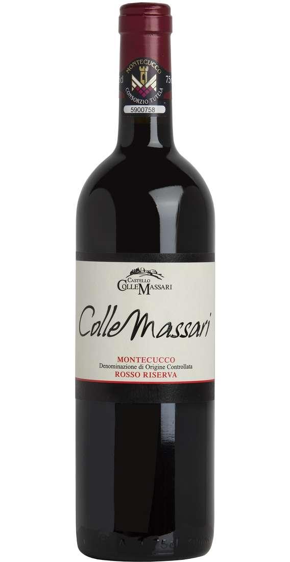 """Montecucco Rosso RISERVA """"Colle Massari"""" DOC"""