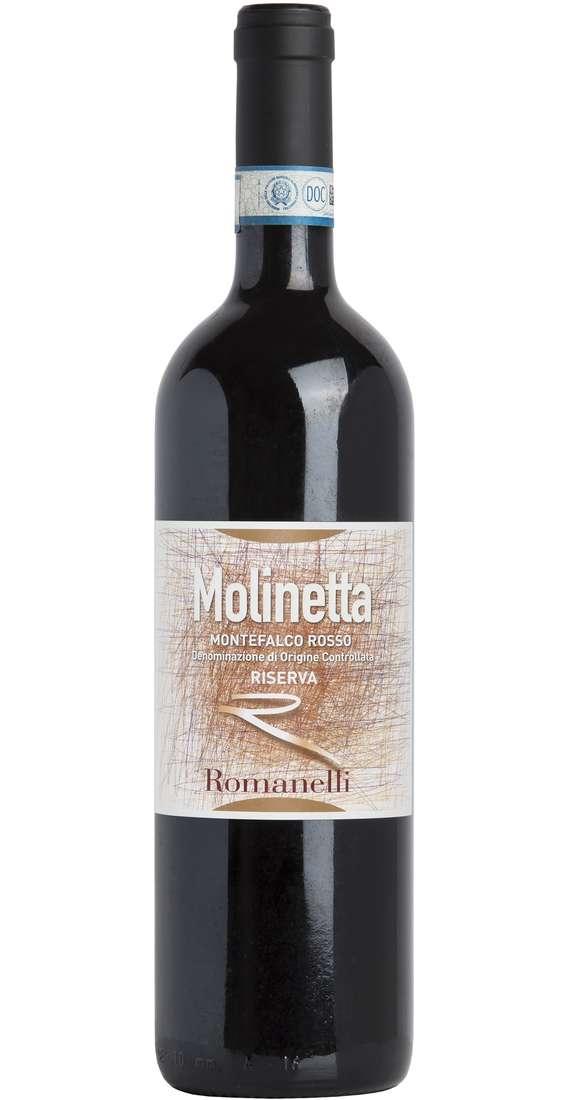 """Montefalco Rosso RISERVA """"Molinetta"""" Doc 2009"""
