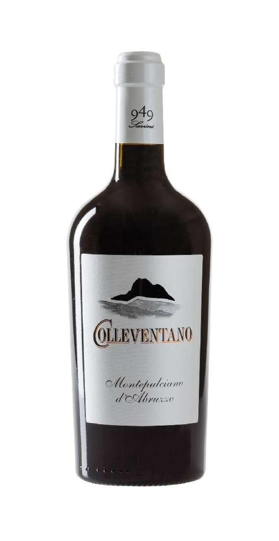 """Montepulciano D'Abruzzo """"COLLEVENTANO"""" DOC"""