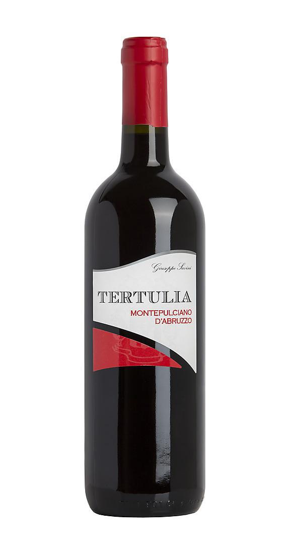 """Montepulciano D'Abruzzo """"Tertulia"""" DOC"""