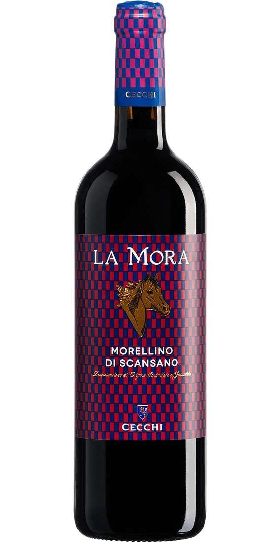 """Morellino di Scansano  """"LA MORA"""" DOCG"""