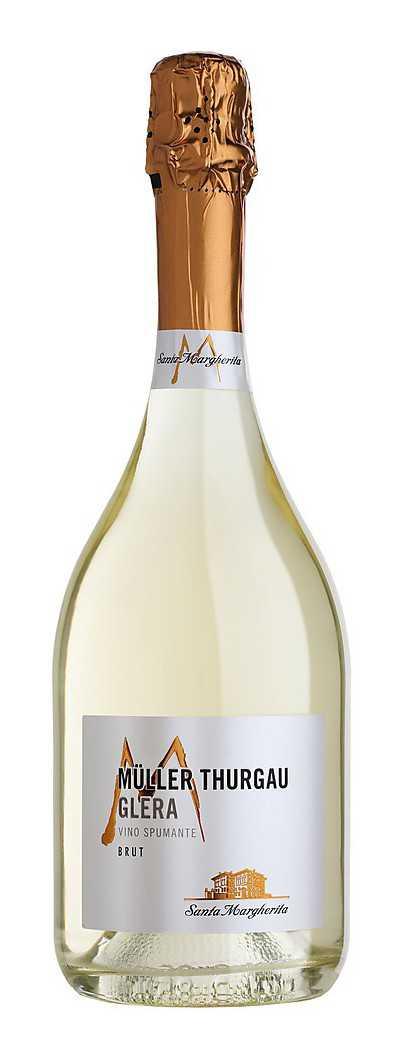 Muller thurgau-glera vino spumante brut