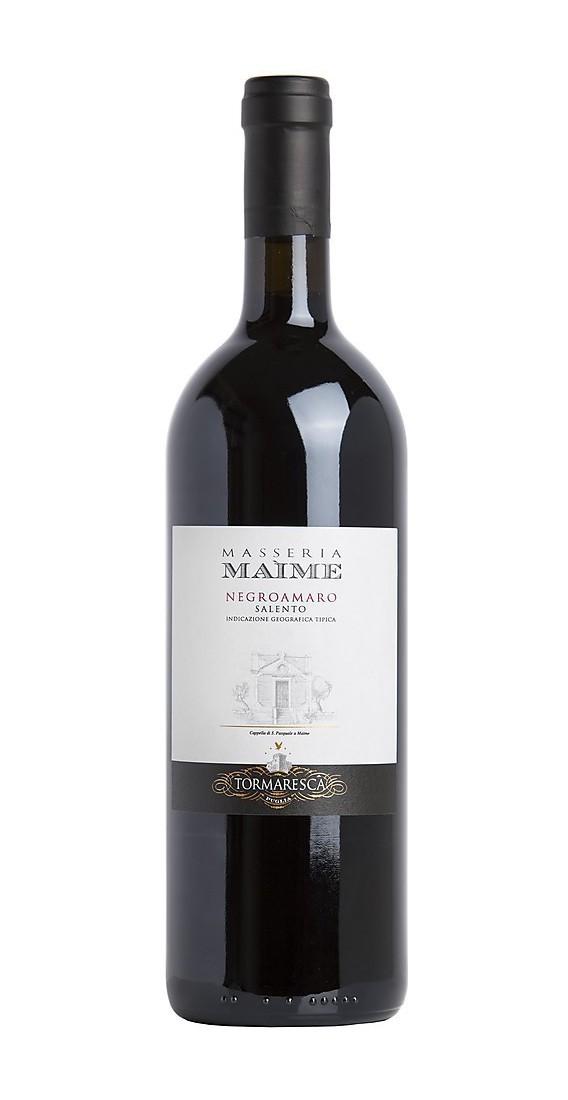 "Negroamaro Salento ""Masseria Maìme"""