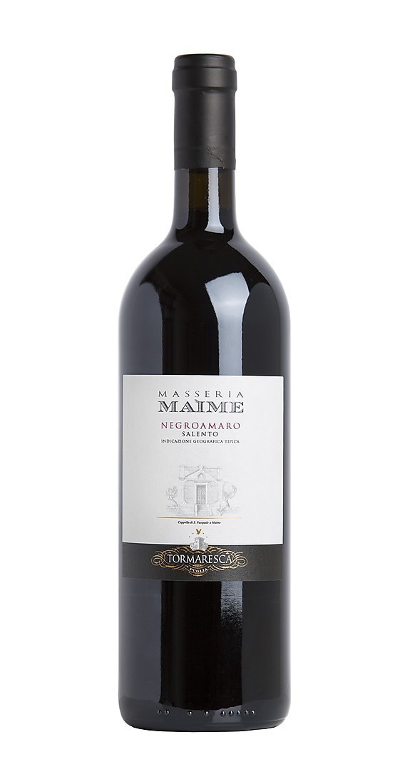 "Negroamaro Salento ""Masseria Maime"""