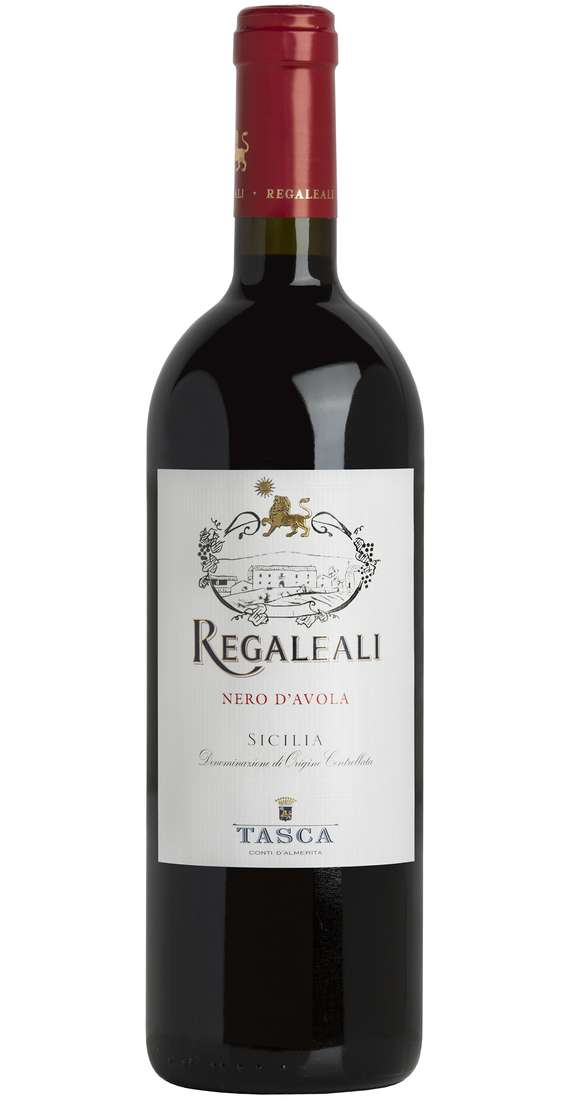 "Nero d'Avola ""Regaleali "" DOC"