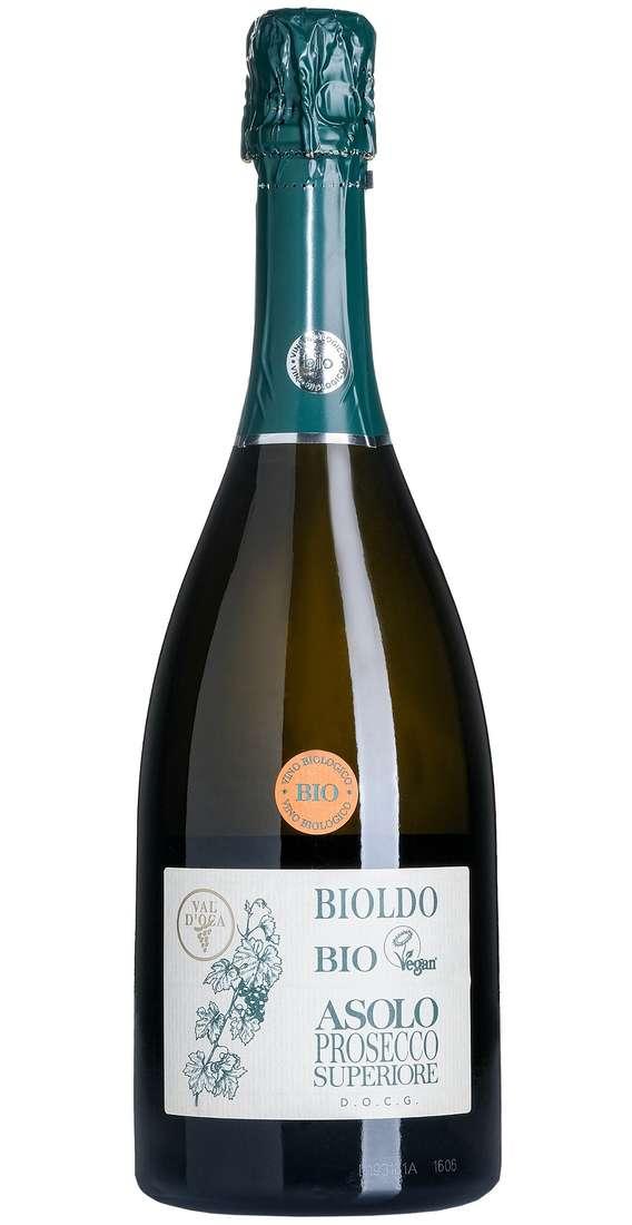 "Prosecco ""BIOLDO"" Asolo BIO VEGAN Extra Dry"