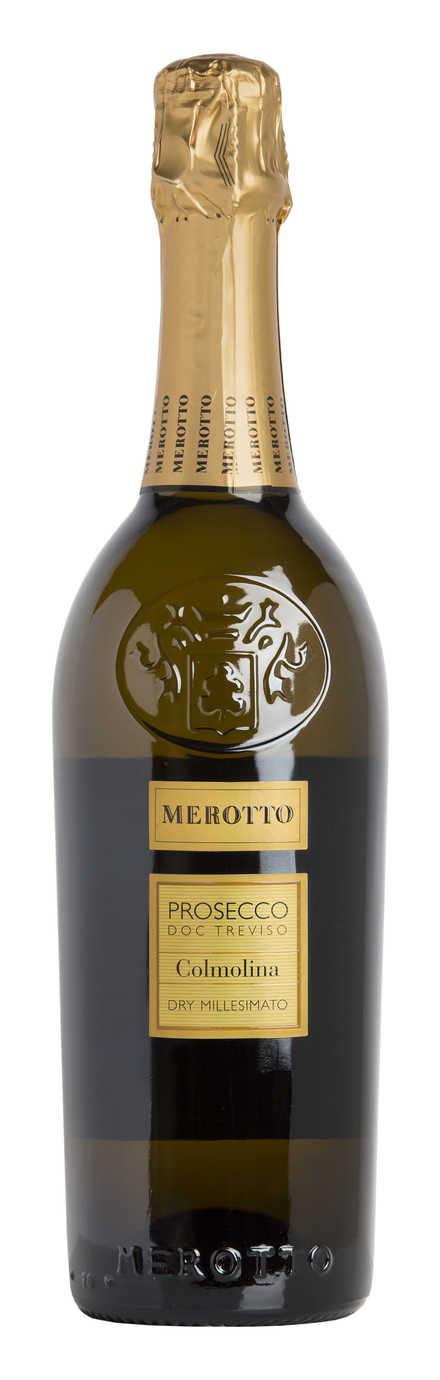 """Prosecco doc treviso """"colmolina"""" dry - millesimato"""