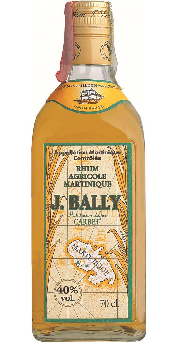 RUM AGRICOLE J.BALLY PAILLE