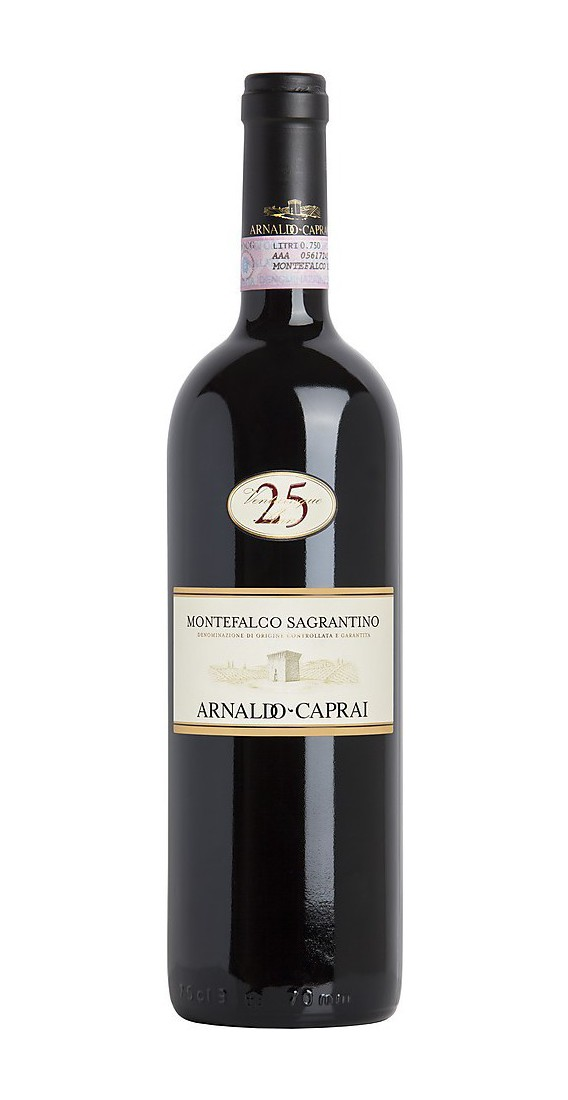"""Sagrantino di Montefalco """"25 anni"""" 2012 DOCG"""