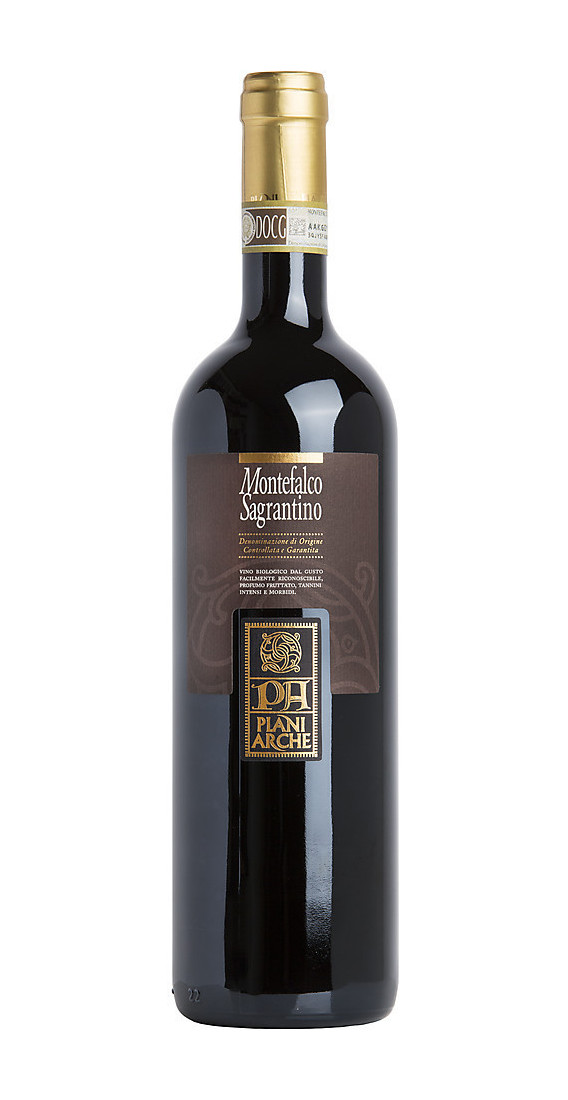 "Sagrantino di Montefalco ""BROWN LABEL"" DOCG"