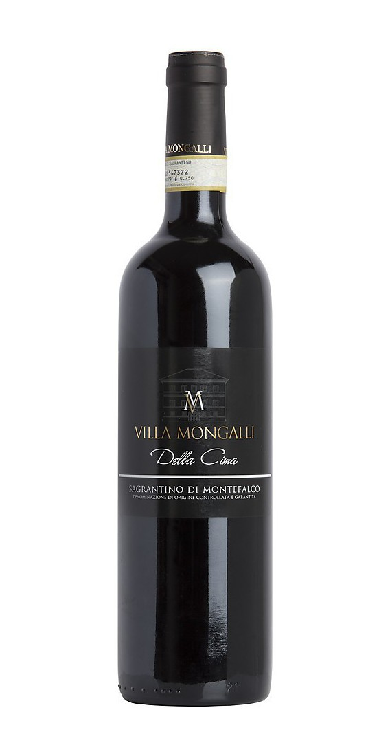 """Sagrantino di Montefalco """"Della Cima"""" 2007 DOCG"""