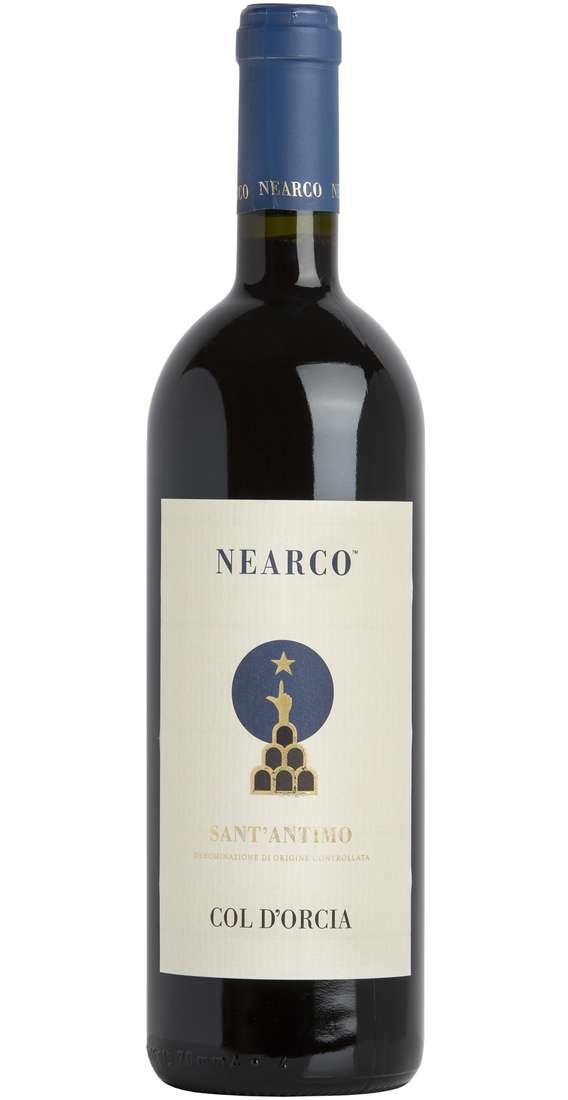 "Sant'Antimo Rosso ""Nearco "" DOC"