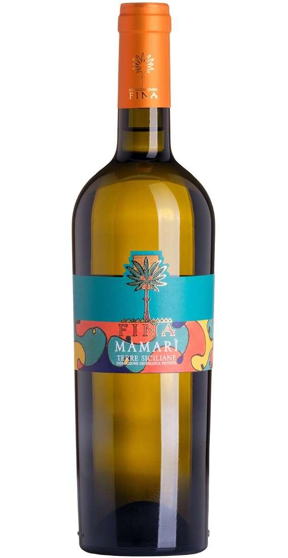 """Sauvignon Blanc Terre Siciliane """"MAMARĺ"""""""