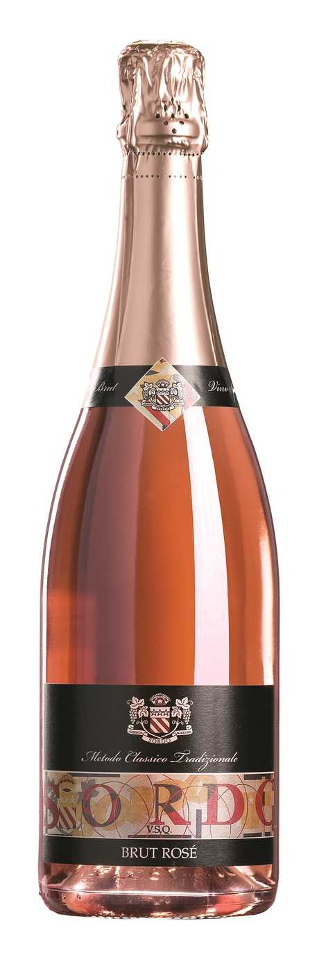 Spumante alta langa metodo classico rosé