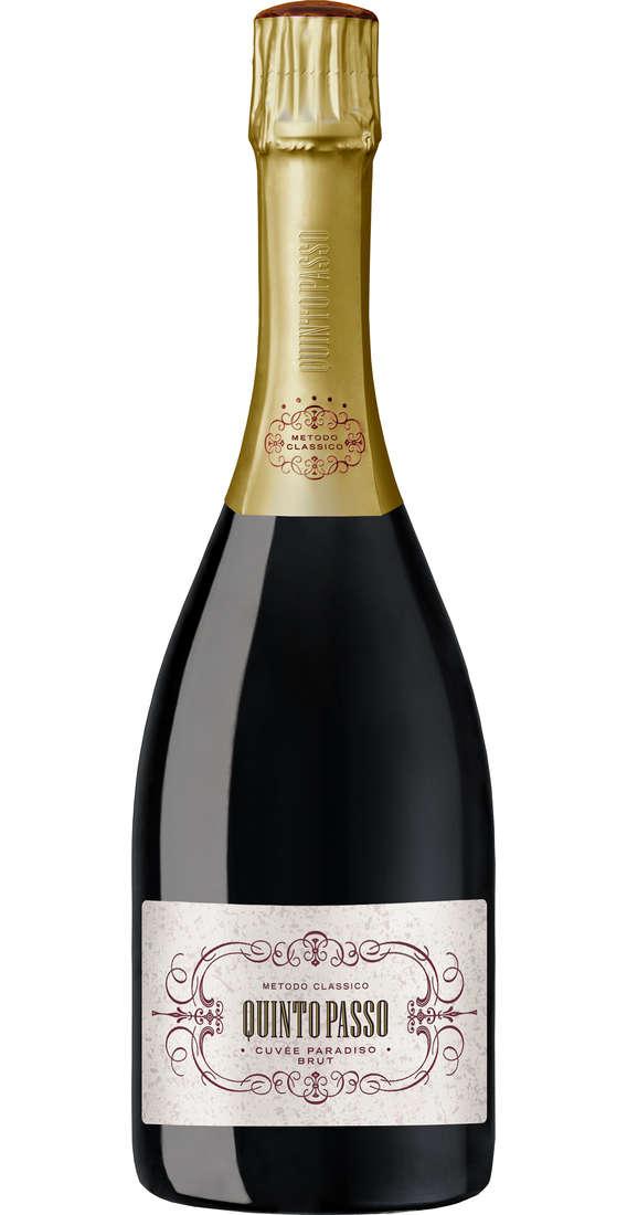 "Spumante Metodo Classico Cuvée Paradiso ""QUINTOPASSO"""