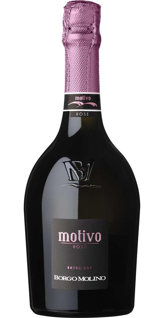 """Spumante Rosé Extra Dry """"MOTIVO"""""""