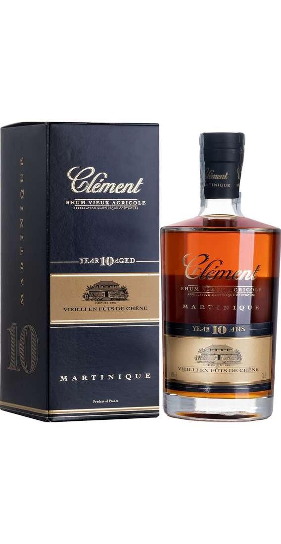 Très Vieux Rum 10 ans D'âge Astucciato