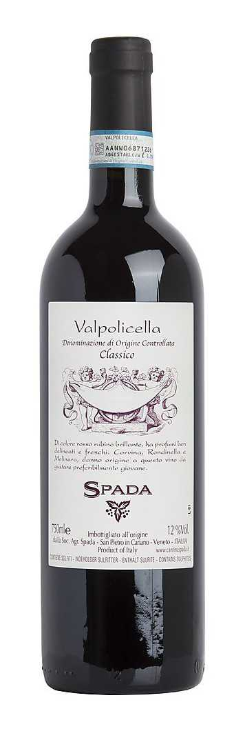 Valpolicella classico doc