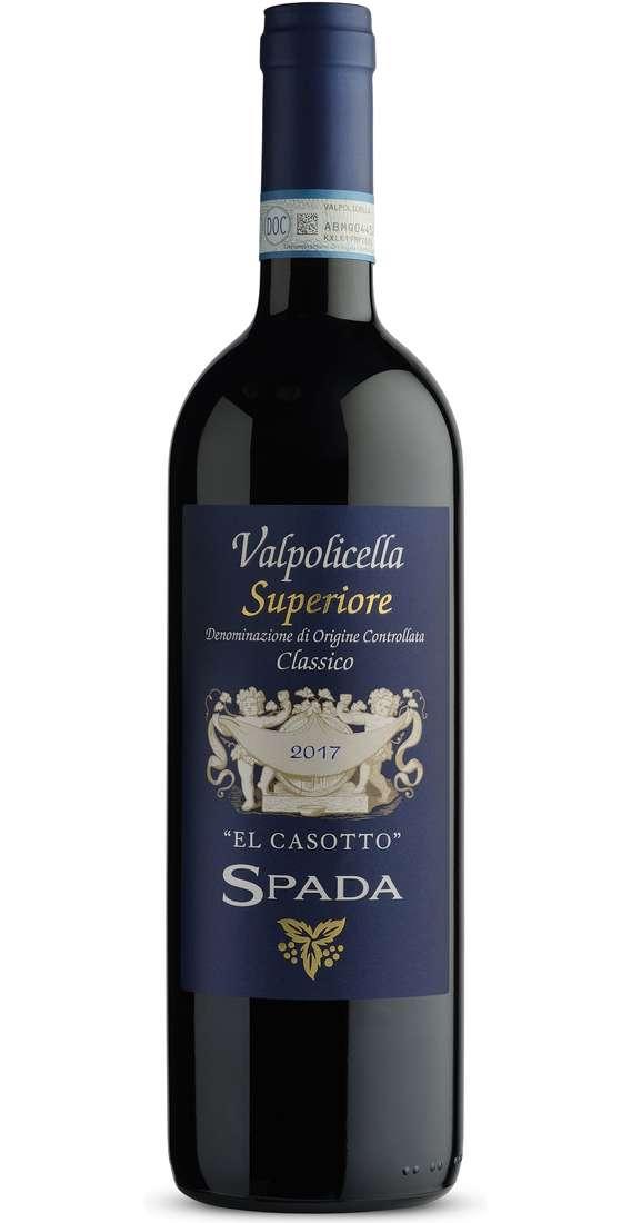 """Valpolicella Classico Superiore """"El Casotto"""" DOC"""