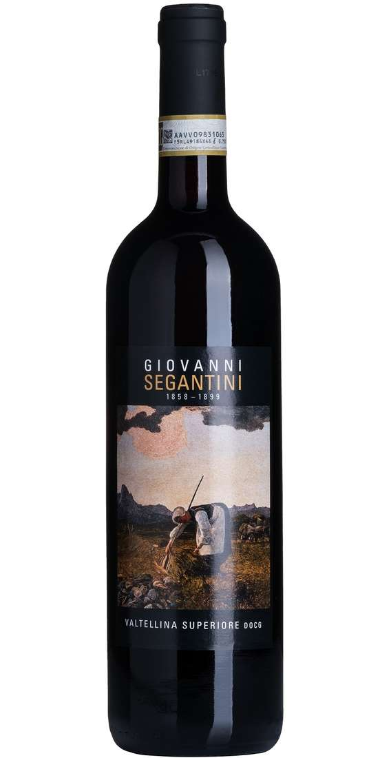 "Valtellina Superiore ""GIOVANNI SEGANTINI"" DOCG"