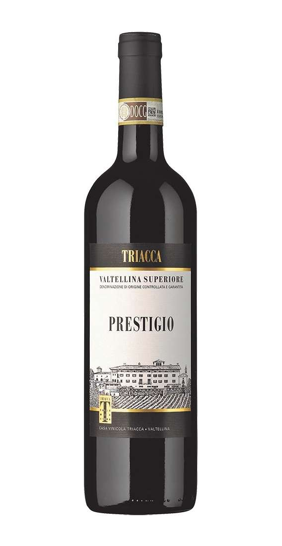 "Valtellina Superiore ""PRESTIGIO"" DOCG"