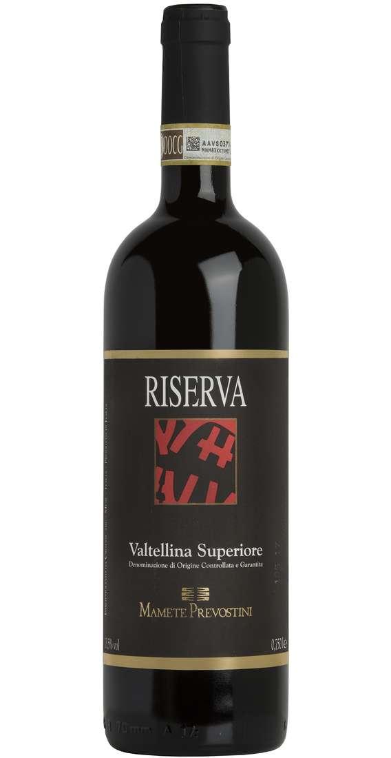 """Valtellina Superiore """"Riserva"""" DOCG"""