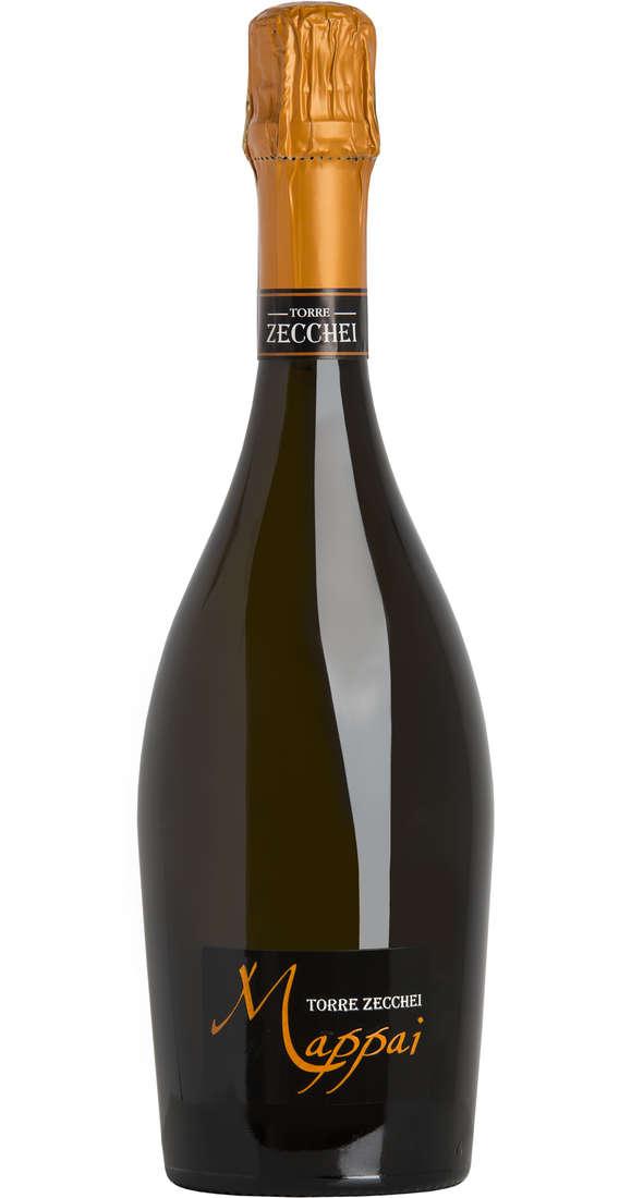 "Vino Spumante Bianco ""Extra Dry"" Mappai"